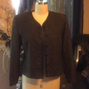 Pendleton blazer jacket size 6